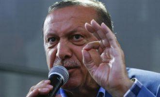 Οργή Ερντογάν για τις ΗΠΑ – «Προσπάθησαν να μας ξεγελάσουν – Κανείς δεν θα μας εμποδίσει να γίνουμε ισχυροί»