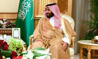 Επίσημη επίσκεψη στο Παρίσι θα πραγματοποιήσει ο διάδοχος Μοχάμεντ της Σαουδικής Αραβίας