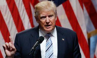 Ο Τραμπ περιορίζει τον αριθμό των τρανσέξουαλ που υπηρετούν στον αμερικανικό στρατό