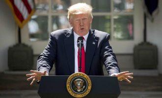 Μέσα στις επόμενες 48 ώρες θα αποφασίσει ο Ντόναλντ Τραμπ εάν θα χτυπήσει τη Συρία