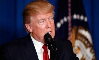 Τραμπ: Γιατί πρέπει να υποδεχόμαστε μετανάστες από χώρες «απόπατους»;