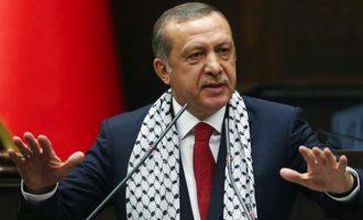 Ο Ερντογάν σε ευθεία σύγκρουση με το Ισραήλ – Δήλωσε προστάτης της Ιερουσαλήμ