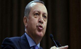Ερντογάν: Η αναγνώριση της Ιερουσαλήμ θα εξυπηρετήσει τις τρομοκρατικές οργανώσεις