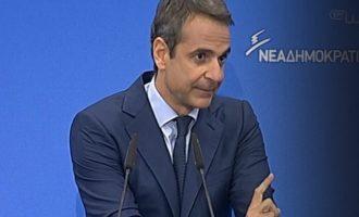 """Ο Μητσοτάκης λέει """"όχι"""" σε συμβούλιο αρχηγών για τα  Σκόπια χωρίς ενιαία κυβερνητική θέση"""