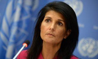 Αν δεν δράσει ο ΟΗΕ στη Συρία θα το κάνουμε εμείς, προειδοποιούν οι ΗΠΑ