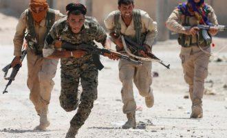 Συριακά ή ρωσικά αεροπλάνα βομβάρδισαν τους Κούρδους (SDF) στην ανατολική Συρία