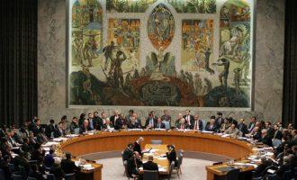 Ήττα της Ρωσίας στο Συμβούλιο Ασφαλείας του ΟΗΕ