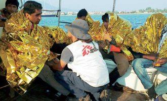 Γιατί αναστέλλουν τη δράση τους στη Μεσόγειο οι Γιατροί Χωρίς Σύνορα