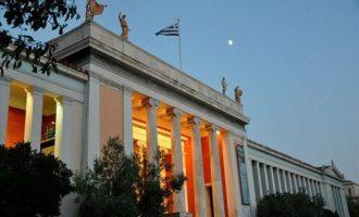 Αυγουστιάτικη Πανσέληνος με δωρεάν είσοδο στο Εθνικό Αρχαιολογικό Μουσείο