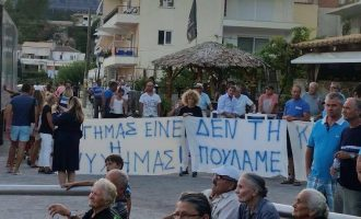 Αρπάζουν τη γη των Ελλήνων στη Χειμάρρα – Όλο το αλβανικό σχέδιο για εθνοκάθαρση