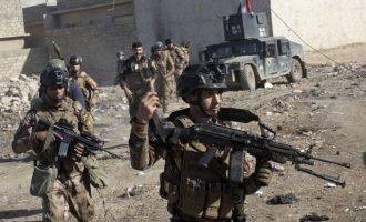 Συνελήφθη στέλεχος ΜΜΕ της οργάνωσης Ισλαμικό Κράτος βόρεια της Βαγδάτης