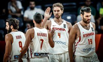 Ευρωμπάσκετ: Η Ισπανία το χάλκινο μετάλλιο, νίκησε 93-85 τη Ρωσία