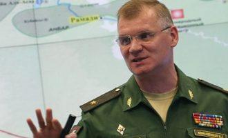 H Ρωσία ισχυρίζεται ότι δεν βομβάρδισε τους Κούρδους (#SDF) της Συρίας που στηρίζουν οι ΗΠΑ