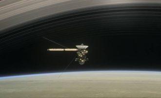 Ο Κρόνος «κατάπιε» το διαστημόπλοιο Cassini (βίντεο)