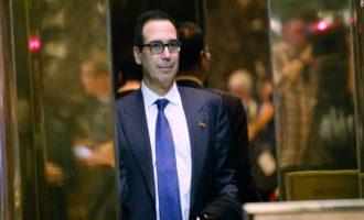 Ο Αμερικανός υπουργός Οικονομικών προανήγγειλε νέες κυρώσεις για εύπορους Ρώσους