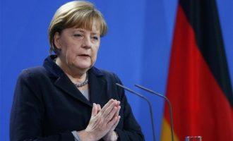 Mέρκελ: Η Γερμανία εμμένει στα ψηφίσματα του ΟΗΕ για την Ιερουσαλήμ