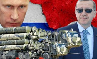 """Η Άγκυρα """"κλείδωσε"""" με τους Ρώσους την παράδοση των S-400 για τον Ιούλιο 2019"""