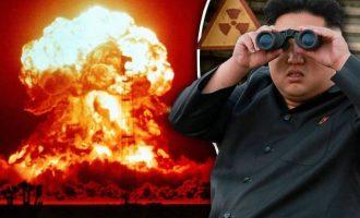 Αναπόφευκτο τον πόλεμο με τις ΗΠΑ θεωρεί η Βόρεια Κορέα