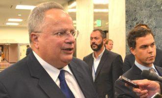 Ο Κοτζιάς μάζεψε Αλβανία, Βουλγαρία και Σκόπια στη Θεσσαλονίκη με θέμα τη διασυνοριακή συνεργασία