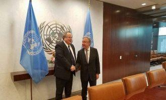 Στη Γενική Συνέλευση του ΟΗΕ στη Ν. Υόρκη ο Κοτζιάς – Ποιους θα συναντήσει