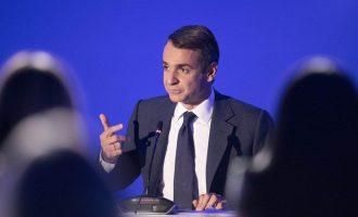Πλήρης κάλυψη Μητσοτάκη σε Άδωνι: Ο Γεωργιάδης είναι δική μου επιλογή