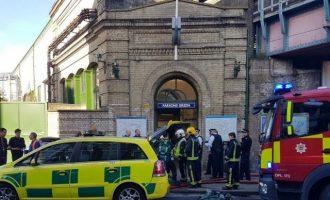 Το Ισλαμικό Κράτος ανέλαβε την ευθύνη για την έκρηξη στο Μετρό του Λονδίνου