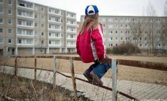 Αποκαλυπτική έκθεση: Αυξάνεται η παιδική φτώχεια στην ισχυρότερη δύναμη της Ε.Ε., Γερμανία
