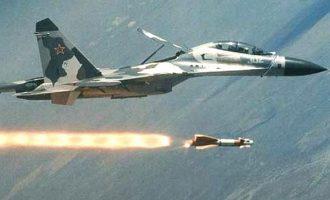 Ο Διεθνής Συνασπισμός κατηγορεί τη Ρωσία ότι βομβάρδισε Κούρδους αντάρτες στη Συρία