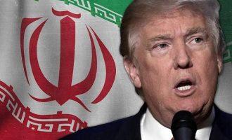 "O Tραμπ δεν επικυρώνει την πυρηνική συμφωνία με το Ιράν: ""Η Τεχεράνη σπέρνει τον θάνατο"""