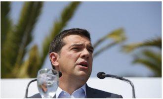 """Αλέξης Τσίπρας: """"Ερχόμαστε από μακριά… Με πόθο για ελευθερία και εθνική ανεξαρτησία"""""""