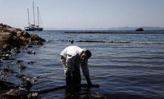 Από που μπορούν να ζητήσουν αποζημιώσεις οι πληγέντες από τη ρύπανση στο Σαρωνικό