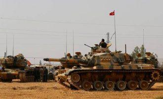 Συρία: Δυνάμεις του τουρκικού στρατού πέρασαν στην επαρχία Ιντλίμπ
