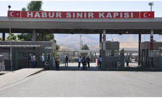 Κλείσιμο των συνοριακών περασμάτων προς το βόρειο Ιράκ ετοιμάζει η Τουρκία