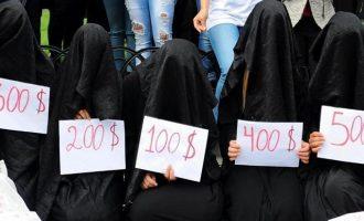 Ερωτική σκλάβα στο Ισλαμικό Κράτος: Όσες είχαμε στήθος, μας βίαζαν