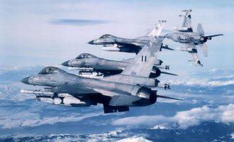 Ξεκινά άμεσα η αναβάθμιση 123 ελληνικών F-16 σε κατηγορία Block V με κόστος 1,1 δισ.