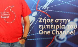 Η Vodafone συμμετείχε με καινοτόμες δράσεις στην Εβδομάδα Εξυπηρέτησης Πελατών