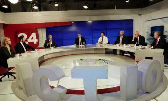 Αλαλούμ απόψεων στο ντιμπέιτ για την ηγεσία της προοδευτικής παράταξης – Δεν πήγε η Γεννηματά