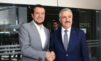 Τι συζήτησε ο Παππάς με τον Τούρκο υπουργό Επικοινωνιών