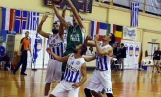 Πρωταθλήτρια Ευρώπης η Εθνική Ομάδα μπάσκετ Αστυνομικών
