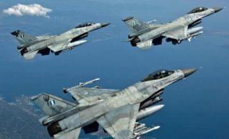 Και όμως πετάει! Ο Τσίπρας πετάει με F-16 από την 110 πτέρυγα μάχης