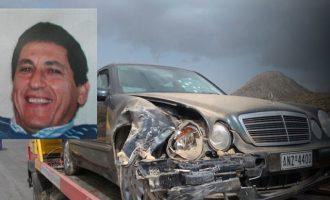 ΣΟΚ από τις φονικές οδηγίες στη Σητεία: Φεύγει τώρα – Είναι μόνος του στο αυτοκίνητο