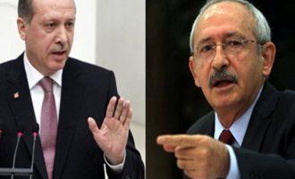 """Κιλιτσντάρογλου σε Ερντογάν: """"Είσαι πατριώτης του καναπέ – Πάρε τα ελληνικά νησιά"""""""