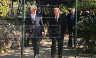 """Τελειώνει η υπομονή της Ελλάδας με την Αλβανία – Παυλόπουλος: """"Δεν πρόκειται να μείνουμε απαθείς"""""""