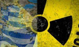 Σχεδόν μηδενικές οι ποσότητες ραδιενέργειας στην ατμόσφαιρα της Ελλάδας
