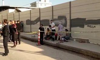 Κωνσταντινούπολη: Άνδρας άνοιξε πυρ μπροστά σε σχολείο – Μία μαθήτρια νεκρή