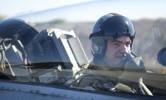 Γιατί ο Τσίπρας έστειλε τώρα μήνυμα στην Τουρκία με F-16 πάνω από το Αιγαίο