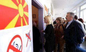 Καθοριστικές για τα πολιτικά πράγματα των Σκοπίων οι δημοτικές  εκλογές της Κυριακής