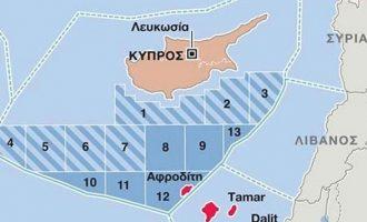 Αρχίζει διάλογος Κύπρου – Αιγύπτου για τον αγωγό από το κοίτασμα «Αφροδίτη»
