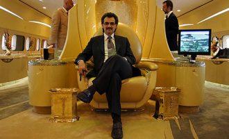 Ο δισεκατομμυριούχος πρίγκιπας Αλ Ουαλίντ μπιν Ταλάλ αποκάλυψε ότι έκανε συμφωνία για να απελευθερωθεί