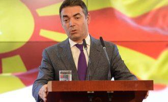 Ο Ντιμιτρόφ συμφωνεί με τον Κοτζιά και «αδειάζει» τον πρωθυπουργό του που μιλά πολύ